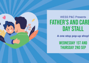 Thumbnail for the post titled: The Extreme shopping event is back! The P&C Father's and Carer's day stall